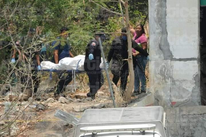 Hallan cadáver putrefacto de presunto policía de la SSyPC