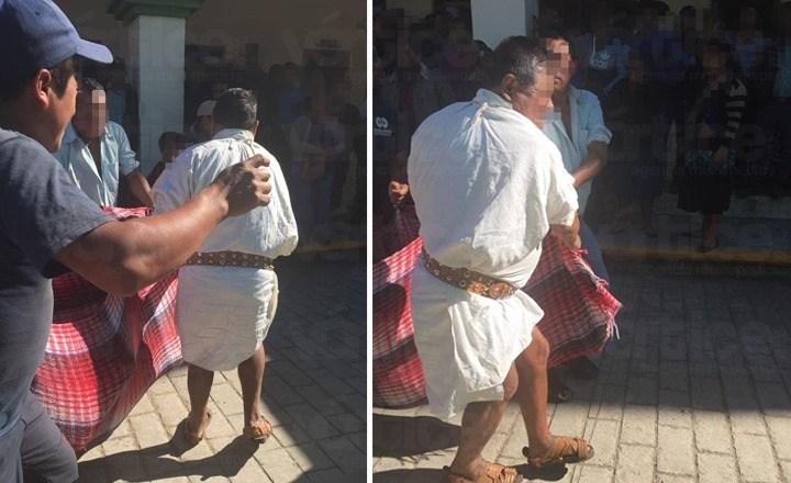 Muere indígena en la cárcel de Chenalhó; se van contra la Policía