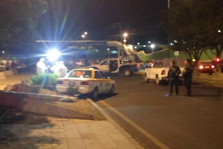 Investiga Fiscalía homicidio de taxista en el Libramiento Norte