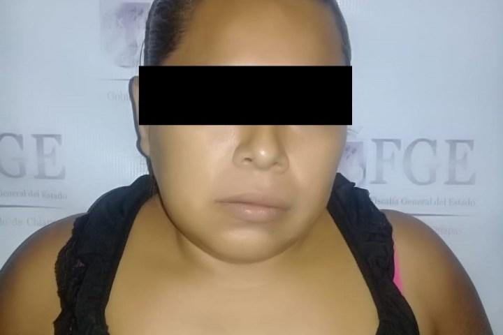 Explotaba sexualmente a una menor en Chiapa de Corzo