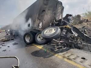 Van 21 peregrinos muertos en accidente; la mayoría eran chiapanecos