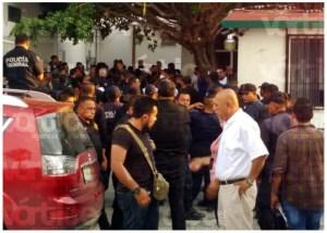 Migrantes intentan escapar del INM; hay tres heridos