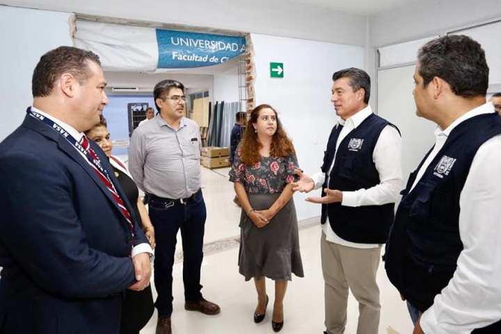 Impulso a la ciencia y la tecnología, fundamental para la transformación de Chiapas: Rutilio Escandón