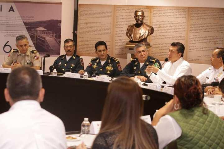 En unidad, Chiapas y Tabasco preservaremos nuestro legado natural: Rutilio Escandón