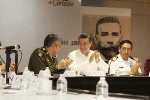 Destaca Rutilio Escandón acciones conjuntas para mantener tranquilidad y paz en Chiapas