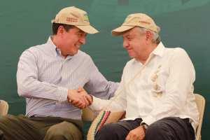 Reconoce Rutilio Escandón beneficios que el presidente AMLO ha traído a Chiapas