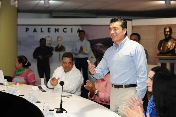 Pondremos a Chiapas a la vanguardia para atender la violencia contra las mujeres: Rutilio Escandón