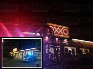 Asaltan tiendas OXXO en distintos puntos de la ciudad