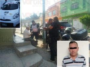 Grupo interinstitucional asegura a líder de banda de asaltantes