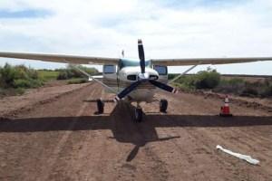 Muere policía rural en asalto a una avioneta de gobierno en Chiapas