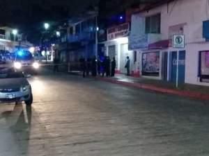Hondureño mata a barman tras abrir fuego en un bar