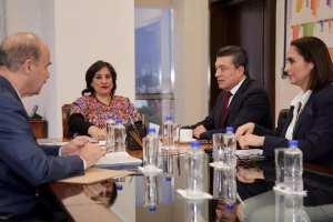 SFP y gobierno de Rutilio Escandón profundizan colaboración para erradicar la corrupción