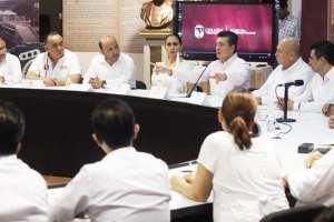 Este gobierno sí investiga y sanciona actos de corrupción de servidores públicos: Rutilio Escandón