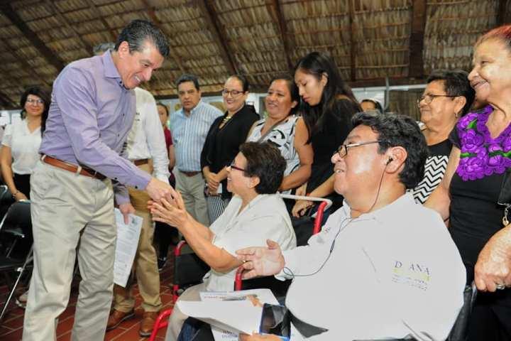 AMLO es un presidente de alto espíritu humano que honra su compromiso con Chiapas: Rutilio Escandón