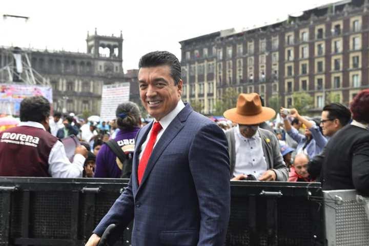 Rutilio Escandón destaca firmeza del Presidente AMLO para sacar de la pobreza a Chiapas y a México