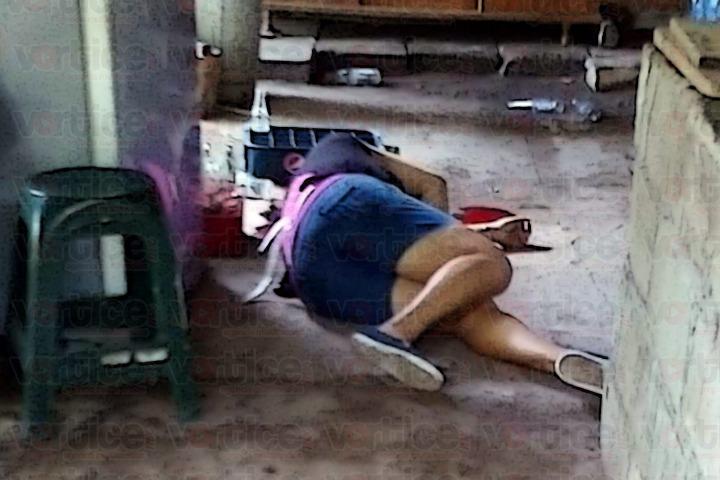 Asesinan a joven dentro de un restaurante en Tuxtla Chico