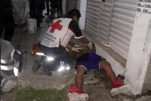 Balean a joven tras resistirse a un asalto en Tuxtla