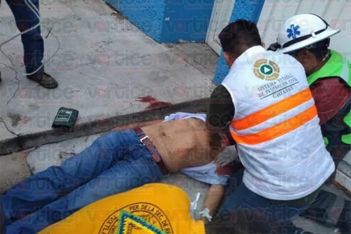 Muere joven tras recibir un disparo en el pecho en Jardines del Pedregal