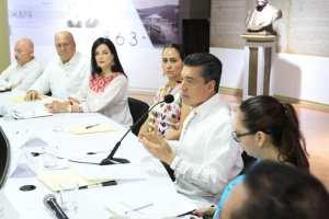 En reunión de Gabinete, exige Rutilio Escandón trabajo honesto para transformar a Chiapas