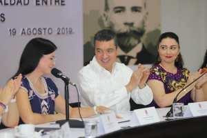 El desarrollo de Chiapas sólo será posible si avanzamos en igualdad: Rutilio Escandón