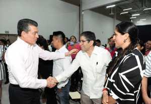 La juventud es el motor y la motivación del cambio que se da en el país: Rutilio Escandón