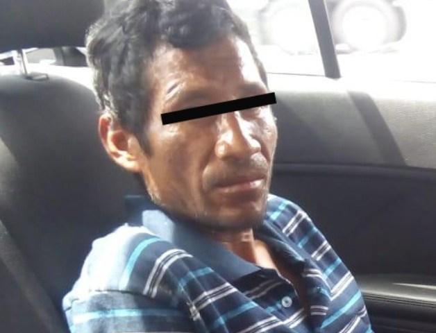 Intentó robar mercancía y lesionó a un trabajador