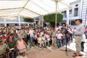 Gobiernos de AMLO y Rutilio Escandón suman esfuerzos para concluir la reconstrucción en Chiapas