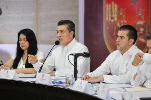 Encabeza Rutilio Escandón instalación del Grupo Interinstitucional para implementar la Reforma Laboral