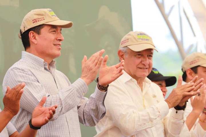 El bienestar de Chiapas se consolida con el respaldo del presidente AMLO: Rutilio Escandón