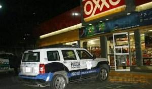 ¡Los traen de encargo! Roban 4 tiendas OXXO durante el fin de semana