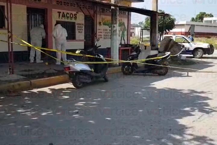 Asesinan a nuera de la exalcaldesa de Suchiate; su hijo está grave