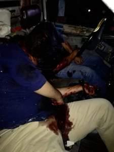 Masacran a familia durante emboscada en Coita