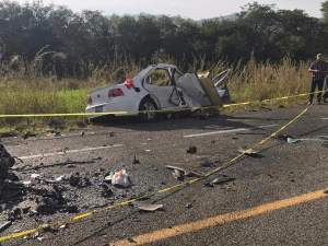 Militares podrían ser causantes del carreterazo en Arriaga