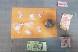 FGR detuvo 3 personas con droga durante balacera en Chiapa de Corzo