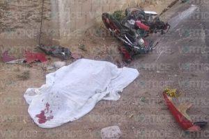 ¡Fatal embestida! Muere joven tras ser embestido por un camión