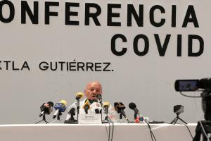 Taxista se contagia de Coronavirus; es el caso número 13 en Chiapas
