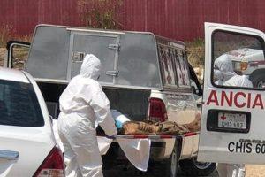 Muere quincuagenario por supuesta insuficiencia respiratoria en Tuxtla