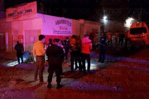 Asesinan de seis disparos a un joven en Tuxtla