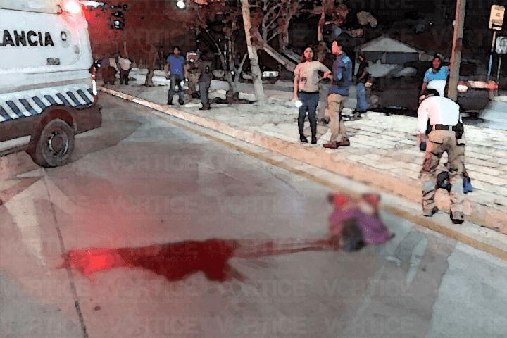 [VIDEO] Ancianito muere atropellado en Tuxtla