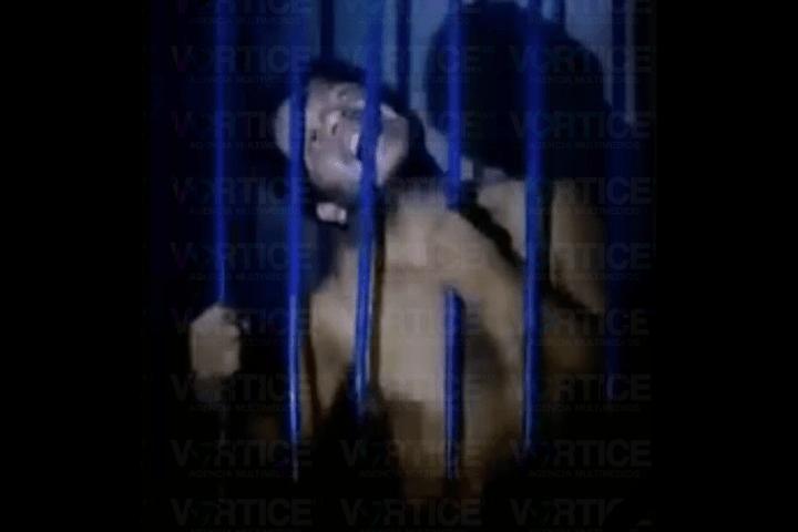 [VIDEO] Capturan en Arriaga al 'hombre lobo' de Coita