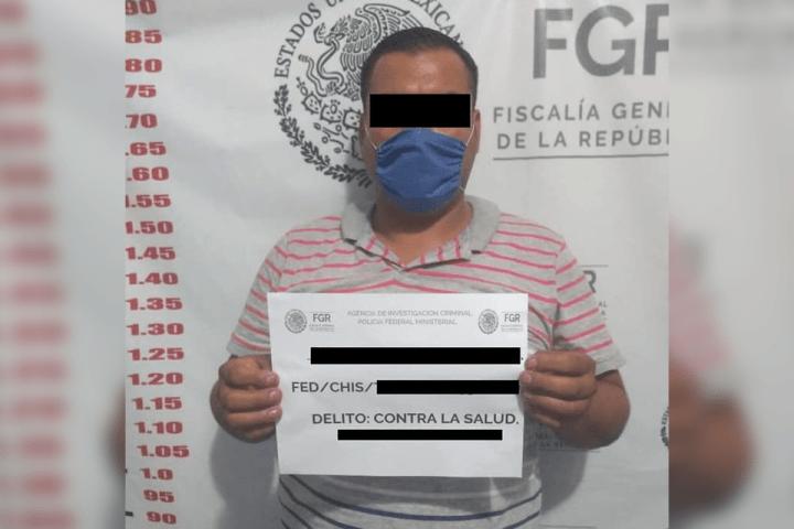Decomisan más de 60 kilos de cocaína en Chiapas