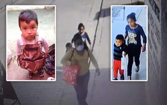 Reportan haber visto al pequeño Dylan Esaú en Quintana Roo