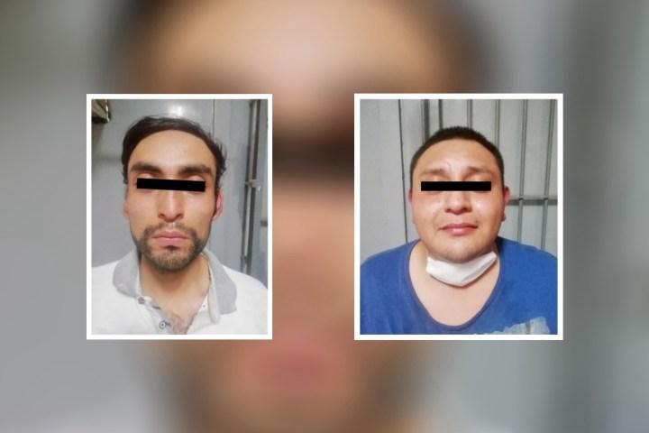 Detiene Policía Municipal a dos sujetos por narcomenudeo