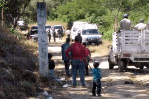 Localizan cadáver de una mujer en un barranco de Chilón