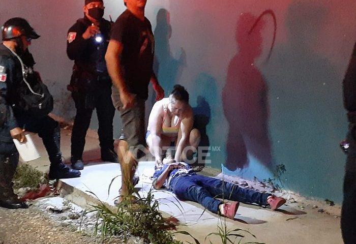 Muere joven aplastada por un colectivo y deja a sus hijos en orfandad