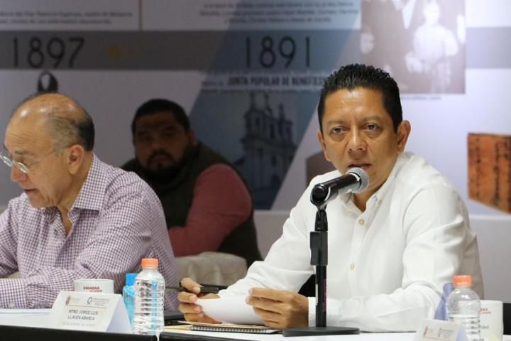 Registra Chiapas saldo blanco en delitos de alto impacto en las últimas 48 horas: Llaven