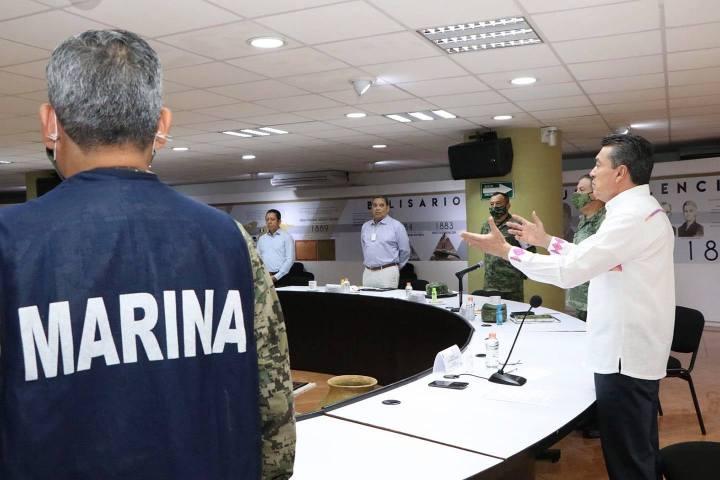Chiapas se mantiene como uno de los estados más seguros del país: Rutilio Escandón