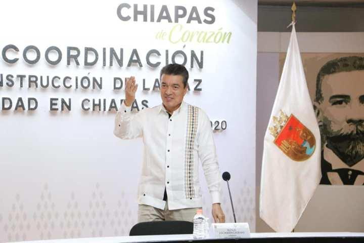 Pide Rutilio Escandón a partidos políticos e instituciones garantizar elecciones ejemplares