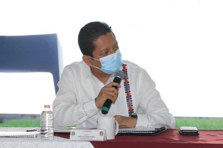 Acompaña Llaven a gobernador a Mesa de Seguridad Estatal y Regional en Tapachula
