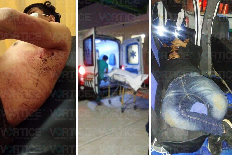 Enfrentamiento en Oxchuc deja tres personas baleadas